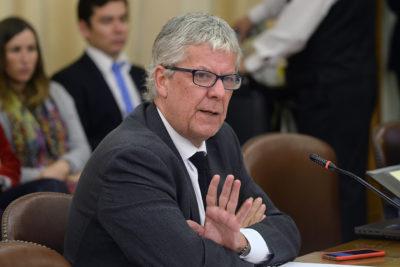 """Eyzaguirre respondió por informe del Sename: """"Todos somos responsables"""""""