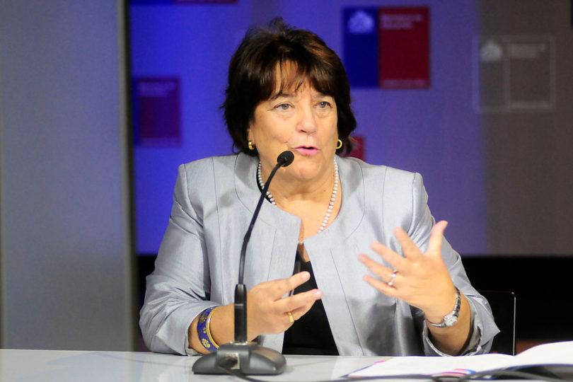 """Adriana Delpiano calificó de """"un abuso"""" que colegios subvencionados decidan ser pagados"""