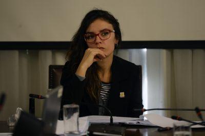"""""""Un chivo expiatorio"""": éstas son las explicaciones de Vallejo para abstenerse en votación del Sename"""
