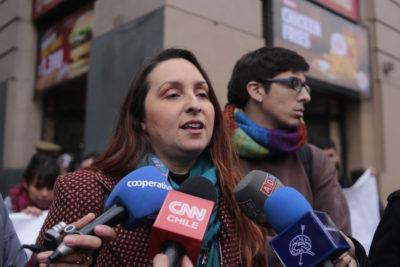 Vocera de la Confech desmiente a federación paralela de la Arcis: anuncian acciones legales