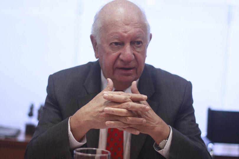 """A lo Bachelet: el """"paso"""" de Ricardo Lagos al ser consultado por las candidaturas de Goic y Guillier"""