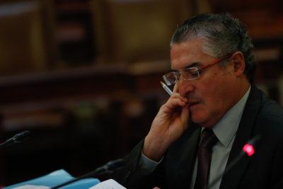 Fiscalía pedirá la formalización de los senadores Jorge Pizarro y Fulvio Rossi por caso SQM