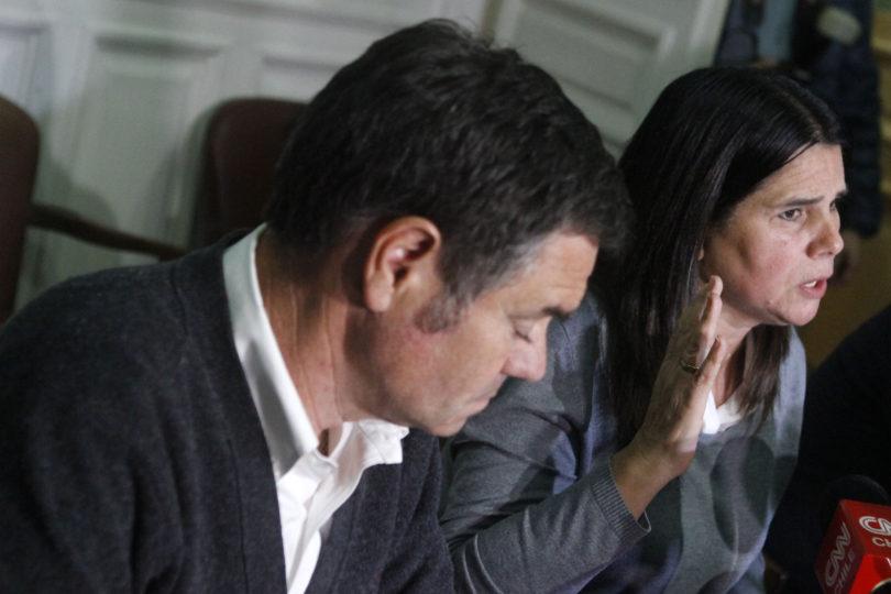 """Ximena Ossandón afirma que a su hermano """"no se le pasa por la cabeza un respaldo a Goic y Guillier"""""""