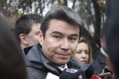 """Ministro de Medio Ambiente anuncia medidas: """"No cambian lo ya decidido"""" sobre relleno en Til Til"""