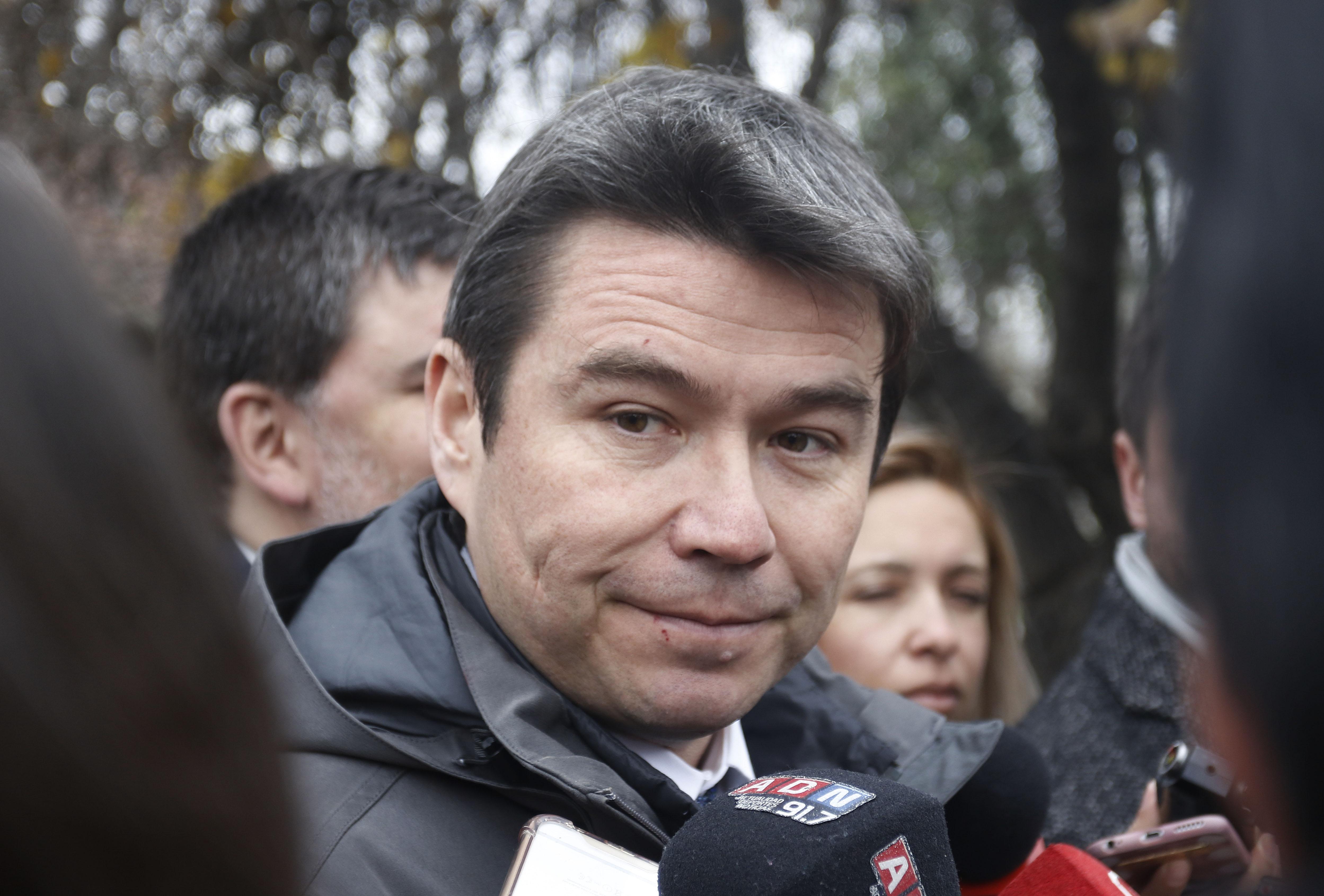 """""""Ministro Mena: Para aprobar Dominga otro proyecto tendrá que entrar al Sistema de Evaluación Ambiental"""""""