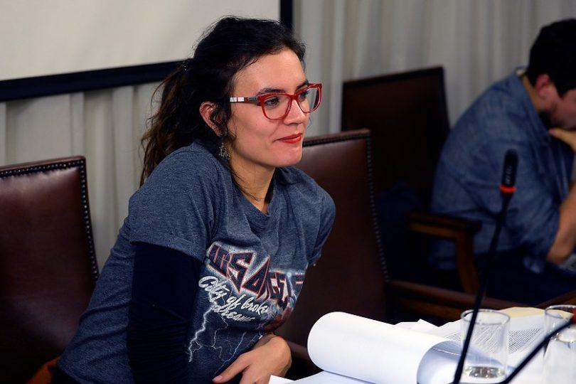 Camila Vallejo le responde a Cecilia Pérez por rechazo a informe del Sename