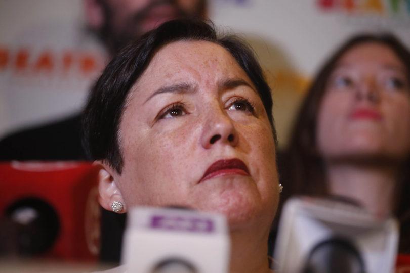 """Beatriz Sánchez cuestionó rebaja de condena de Mauricio Ortega: """"Así no se construye confianza"""""""