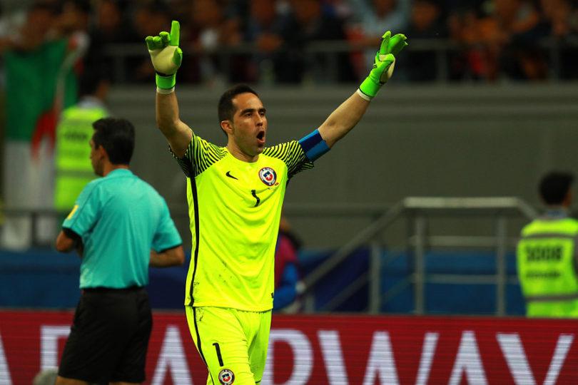 """Claudio Bravo y eventual fallo contrario en TAS: """"A lo mejor no quieren ver a Chile en un Mundial"""""""