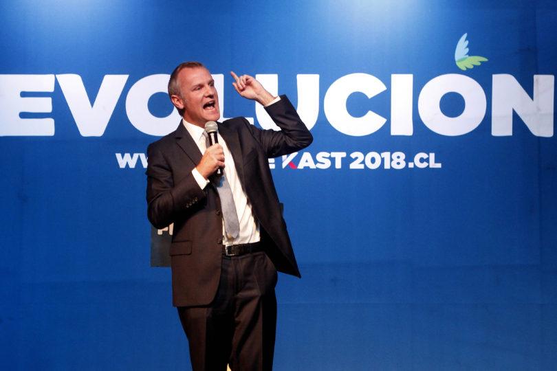 Evópoli confirma a Felipe Kast como candidato por nuevo distrito de Las Condes y La Reina