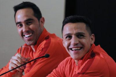 """Claudio Bravo sería una pieza """"clave"""" para convencer a Alexis Sánchez de partir al Manchester City"""