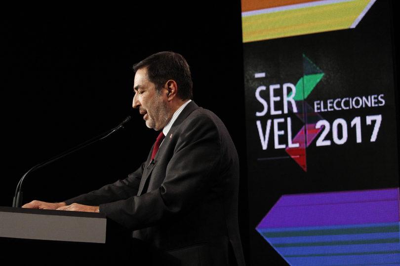 """Votos marcados: Servel rectifica y confirma """"sólo un reclamo"""" en las 42.890 mesas del país"""