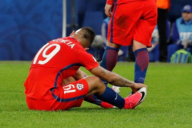 Cuatro fotos que muestran cómo dolió la derrota en la cancha