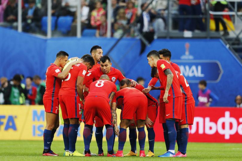 Las sentidas palabras de los jugadores de la Roja en redes sociales tras la derrota ante Alemania