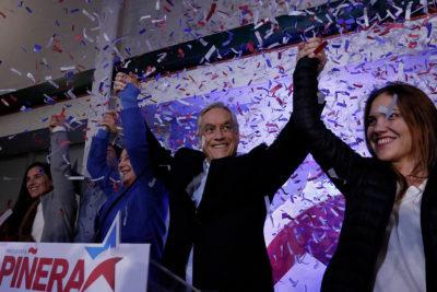 Partido de Mauricio Macri felicitó a Piñera y RN por triunfo en primarias de Chile Vamos