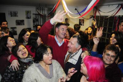 Las comunas de la Región Metropolitana en las que ganó Manuel Ossandón