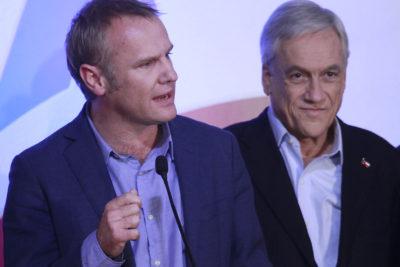 """Felipe Kast y su incondicional apoyo a Sebastián Piñera: """"No está obligado a tomar nuestras propuestas"""""""
