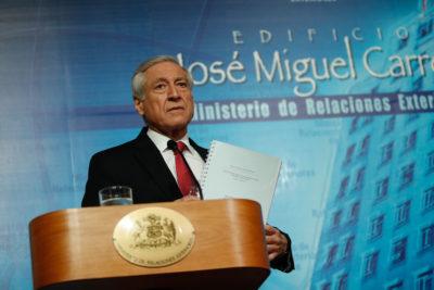 Chile y Bolivia coordinan Comité de Fronteras tras incidente con carabineros
