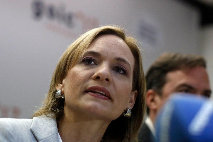 VIDEO | Carolina Goic llama a Bachelet a crear Comisión de Verdad y Justicia por crisis de Sename