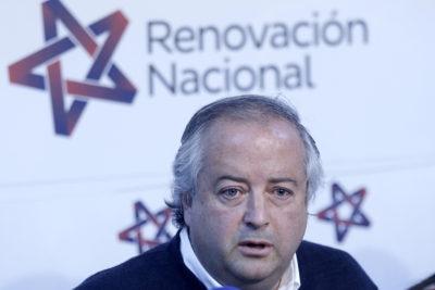 Renovación Nacional acudirá al CDE por vínculo entre SQM y ex asesor de la Democracia Cristiana