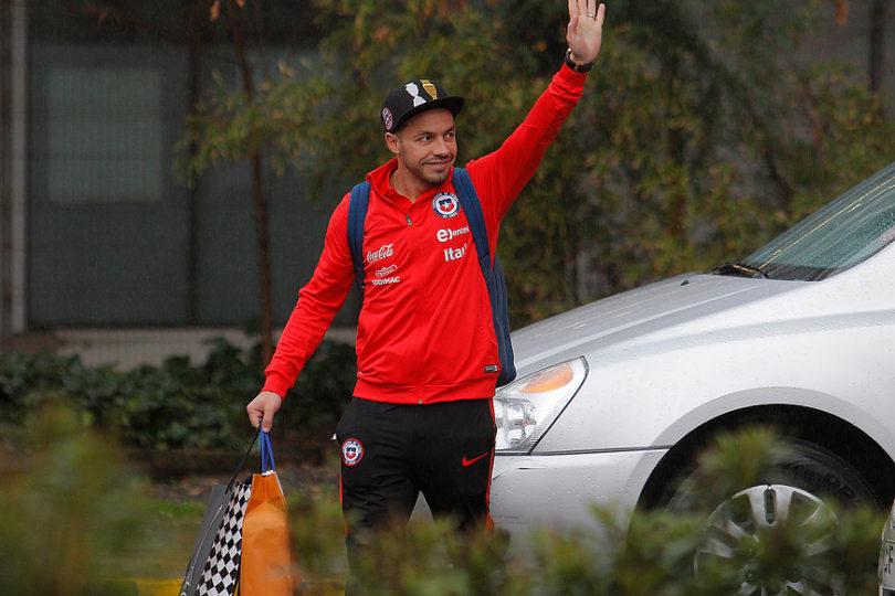 """Marcelo Díaz saca la voz en su retorno a Chile: """"El apoyo que he recibido ha sido muy lindo"""""""