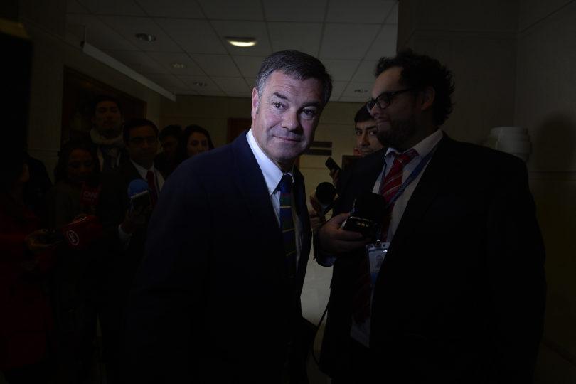 """Ossandón se deja querer antes de apoyar a Piñera: """"Después de que hable con él veré lo que voy a hacer"""""""