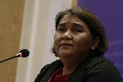 Sename: Huerta afirma que violaciones a DD.HH. deben ser determinados por la justicia