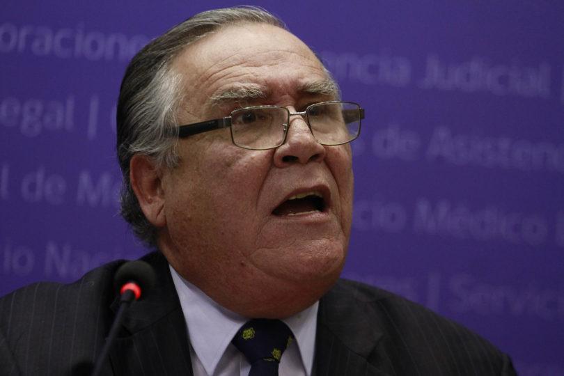 """Ministro de Justicia: """"Evidentemente el Sename no es un servicio maravilloso"""""""