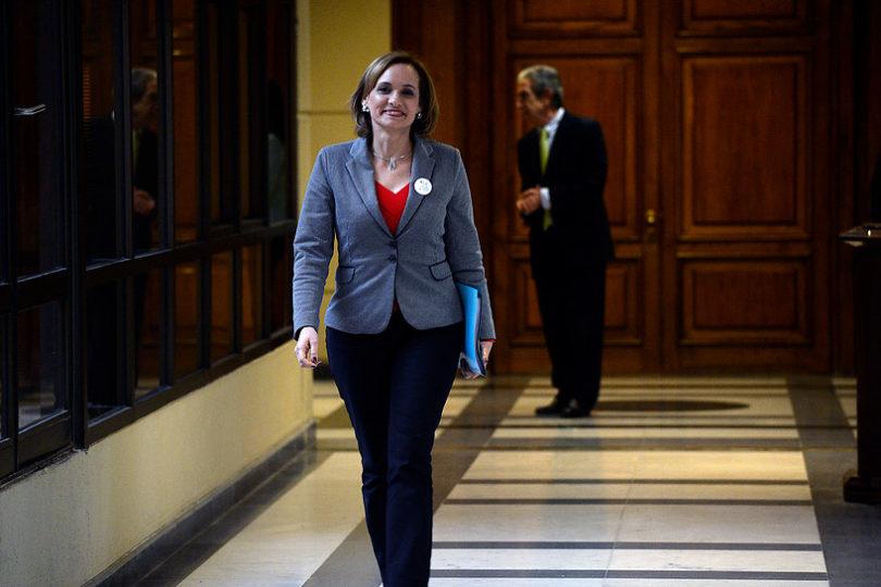 Carolina Goic convoca a todos los candidatos presidenciales ante crisis del Sename