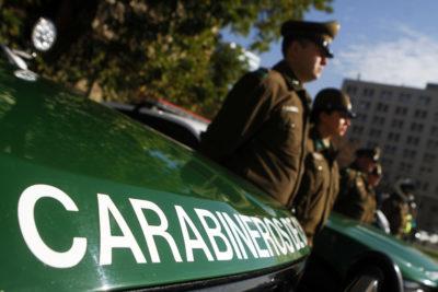 Carabineros realizó ronda masiva que terminó con casi dos mil detenidos en todo el país