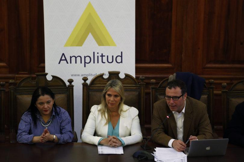 Amplitud proclama a Sebastián Piñera como su candidato presidencial