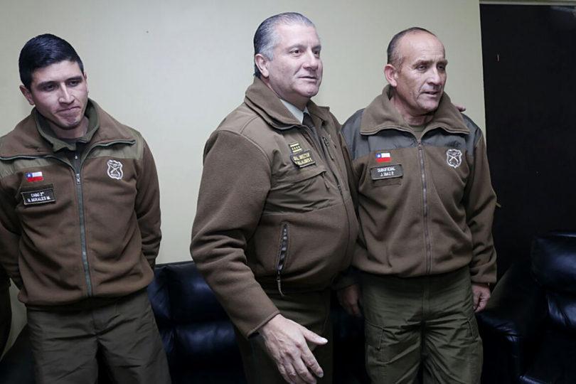 """Chile criticó a Bolivia por uso detención de carabineros """"para fines propagandísticos"""""""