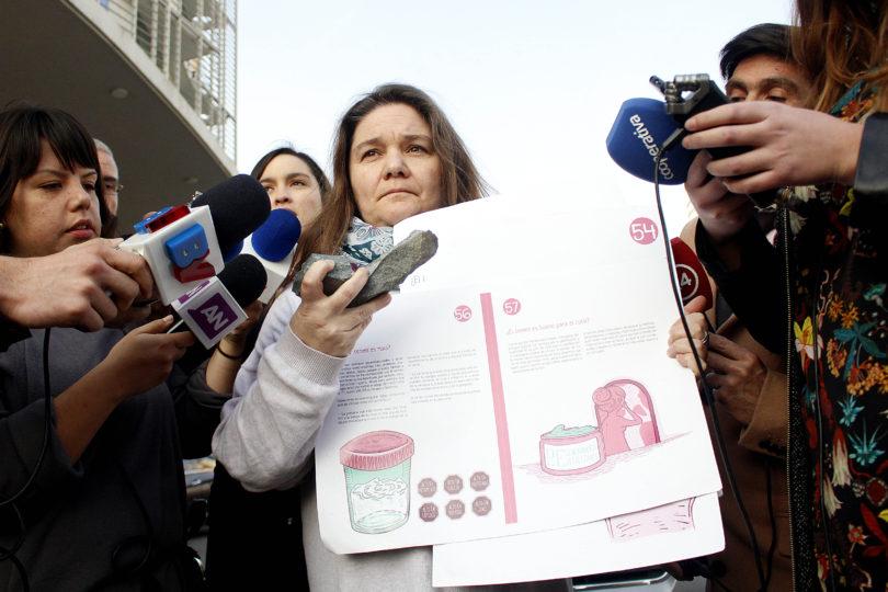 El mito de los manuales de educación sexual que denuncia Marcela Aranda