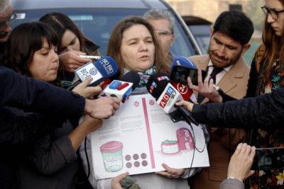 ¿Por qué los diputados no recibieron a Marcela Aranda? Esta fue la razón