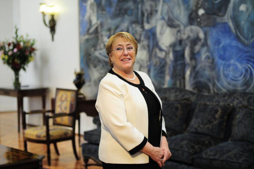 """Bachelet por crisis del Sename: """"En nada ayuda el aprovechamiento político"""""""