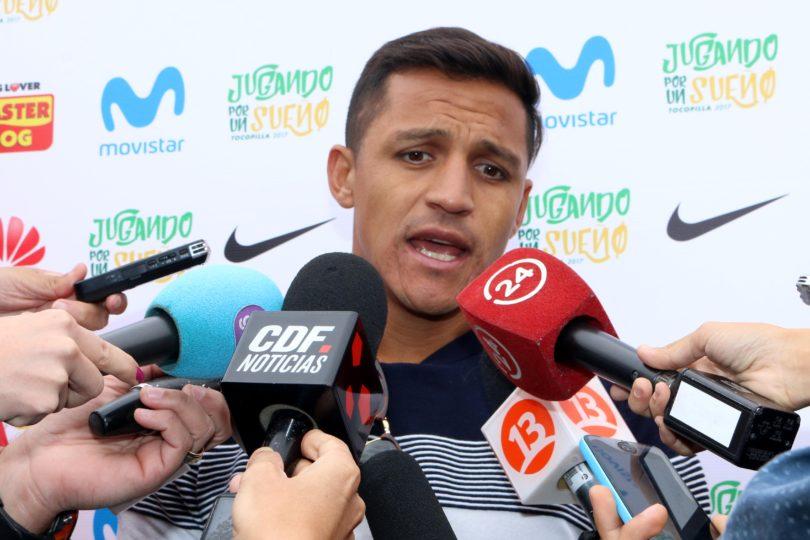 El misil que le lanzó Alexis Sánchez al Arsenal que evidencian sus ganas de partir a otro club