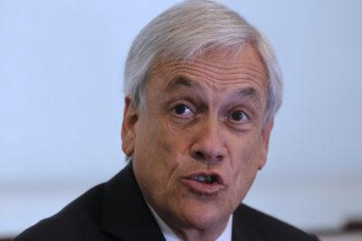 """Piñera saca la voz: pide a Enel """"compensar"""" a familias afectadas y """"prevenir para futuro"""""""