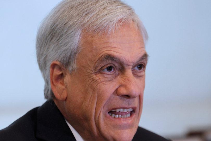 Fiscal Manuel Guerra notifica el cierre de la investigación contra Piñera por caso Exalmar