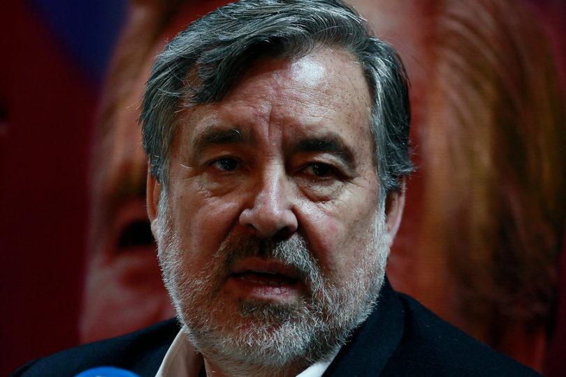 """Guillier anuncia reformulación al Tribunal Constitucional: """"Pone en riesgo la institucionalidad"""""""