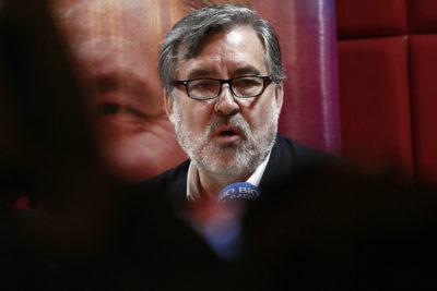 Alejandro Guillier confirma que ya cuenta con las firmas necesarias para ratificar su candidatura presidencial
