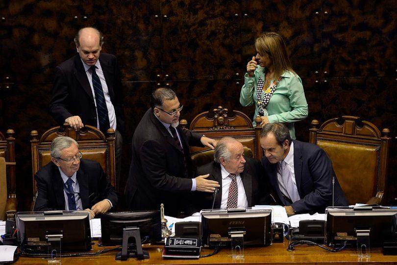 La indicación de Andrés Zaldívar que bloqueó la votación del proyecto de aborto en tres causales