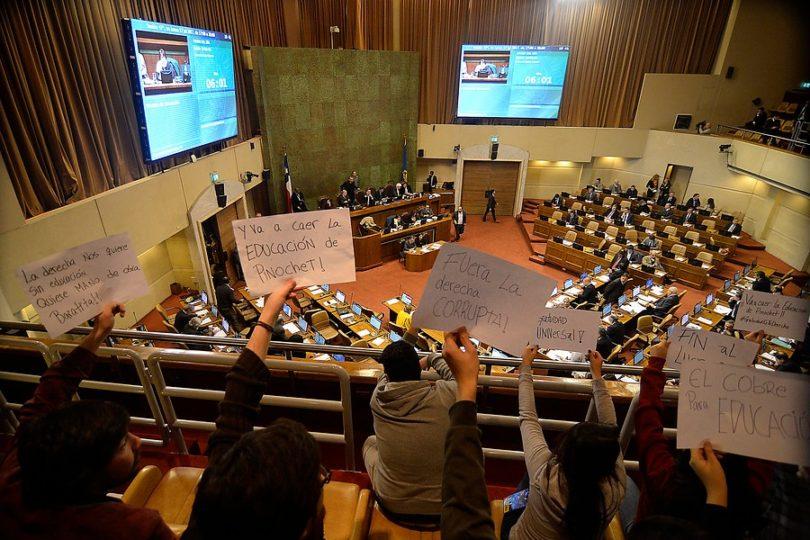 Cámara de Diputados aprueba gratuidad en educación superior para el 60% de la población desde 2018
