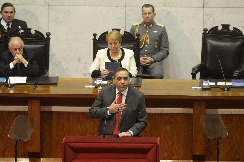 """Presidente de la Cámara de Diputados llama a """"no llevar candidatos involucrados en actos ajenos a la probidad"""""""