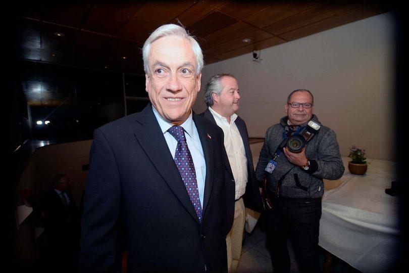 Juzgado fija fecha para audiencia de sobreseimiento de Sebastián Piñera por caso Exalmar