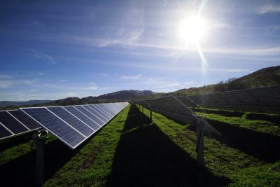 VIDEO | Nueva planta fotovoltaica de Colina abastecerá de energía a 110 mil hogares de la región