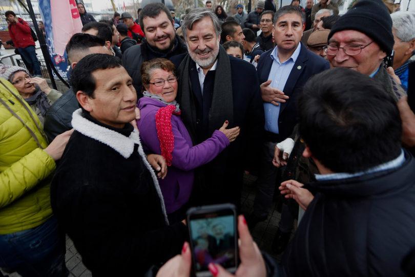 Comando de Alejandro Guillier anuncia fecha para la inscripción de su candidatura presidencial