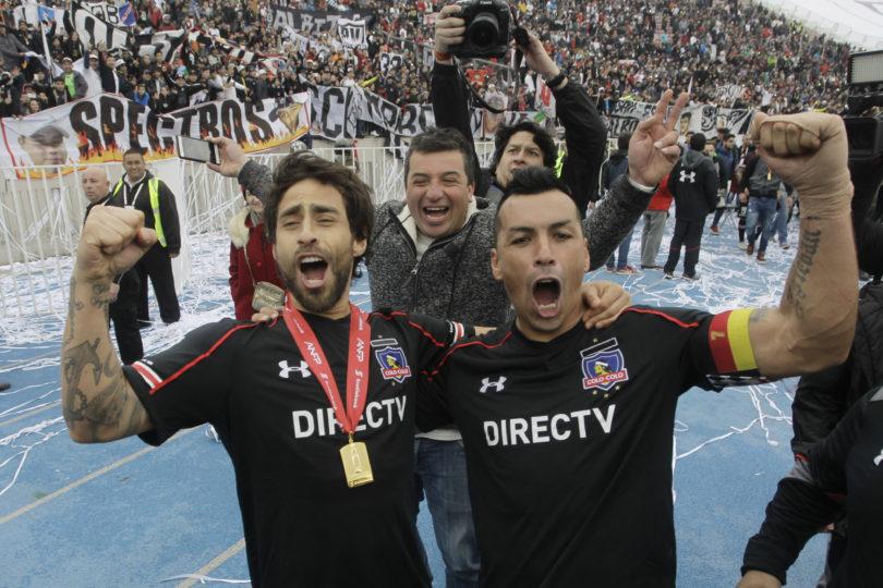 """VIDEO   Filtran la """"dedicatoria"""" de Paredes a la U en la celebración de la Supercopa"""
