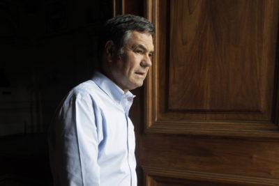 """Manuel José Ossandón entra al comando: """"Voy a apoyar y trabajar por Piñera"""""""