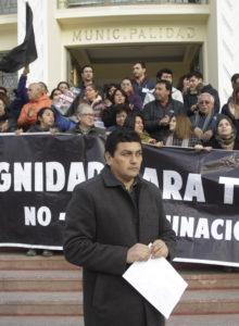Alcalde de Til Til propone crear frente de municipios víctimas de contaminación ambiental