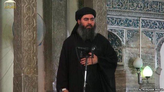 Observatorio Sirio de DD.HH. asegura que líder del Estado Islámico está muerto