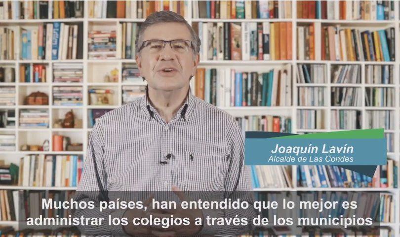 VIDEO | La campaña de alcaldes de Chile Vamos para evitar desmunicipalización de la educación